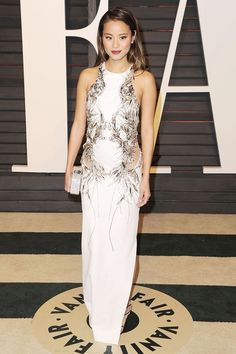 Jamie Chung Red Carpet Style