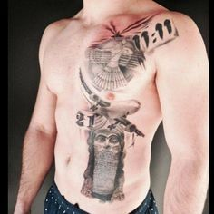 A lamassu tattoo History Tattoos, Ancient Mesopotamia, Sumerian, Long Beach, Beautiful Tattoos, Ancient History, Black And Grey, The Incredibles, Instagram Posts
