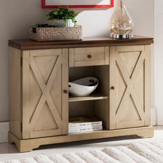 walker edison gwen fretwork accent console love your living room pinterest products and consoles