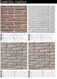 Dreamwall list of faux brick wall panels