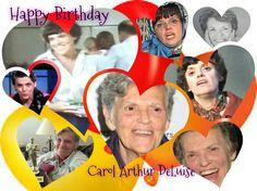 carol arthur deluise photos