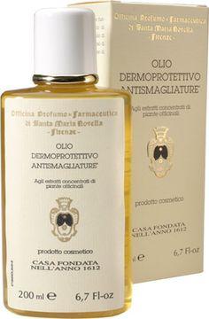 Toning Almond Oil