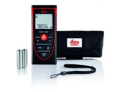 Leica DISTO™ D210 - leave the measuring tape behind (New for 2012). The Leica Disto D210 is the compact and handy entry-level laser distance measure - even easier to use and accurate to 1mm based on the new ISO Norm standard for laser distance measures.