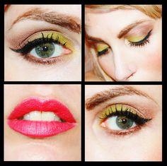 MichelaIsMyName: Pop Of Color Smokey Eye Tutorial