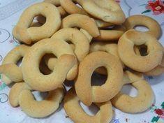 Biscoitos – Portuguese Tea Biscuits