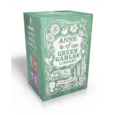 Anne of Green Gables Library: Anne of Green Gables / Anne of Avonlea / Anne of the Island / Anne's House of Dreams