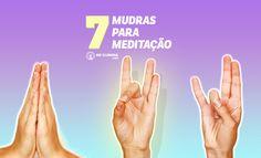 Aprenda os melhores Mudras para praticar na sua meditação, eles são muito poderosos. Os mudra ajudam na concentração e melhoram a saúde.