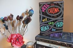 #BookReview: Jess, Chunk and the Road Trip to Infinity. YA, coming-of-age, transgender.