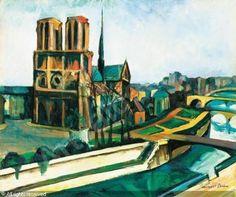 Perlrott, Csaba Vilmos (1880-1955) - Paris