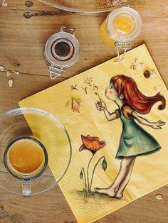 Artist Cinzia Bolognesi