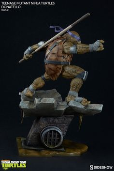 TMNT Donatello Statue by Sideshow Collectibles | Sideshow Collectibles