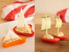 sailboat peppers.  credit to http://theownerbuildernetwork.com.au/food-ideas/
