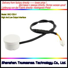 Non-contact Level Sensor/ Outer Adhering Liquid Detector/ Water Level Switch/ High And Low Output Interface XKC-Y25-V