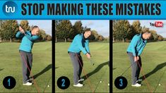Director of Instruction at the TruGolf Academy Jon Watts discusses the 3 biggest backswing faults and offers simple fixes / drills to overcome them. SUBSCRIBE to TruGolf Academy for more videos for FREE. TruGolf Academy is based at Branston Golf & Country Club in Staffordshire, UK. Email jon@trugolf.co.uk or call 07773 399 583 for lesson [...] The post BIGGEST BACKSWING MISTAKES – SIMPLE FIXES appeared first on FOGOLF.