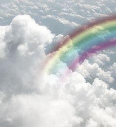 Somewhere over the rainbow, a special son waits for me! Rainbow Sky, Love Rainbow, Rainbow Bridge, Over The Rainbow, Rainbow Colors, Rainbow Photo, Rainbow Promise, Rainbow Connection, No Rain