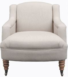 Laura Ashley - Castleton Chair in Dawson Dove Grey. Vintage Room, Grey Chair, Dove Grey, Chair Fabric, Laura Ashley, Accent Chairs, Colour, Furniture, Home Decor