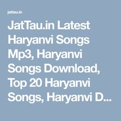 11 Best haryanvi mp3 song download images in 2018 | Famous faces