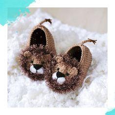 Crochet Baby Boots, Booties Crochet, Crochet Baby Clothes, Crochet Hats, Unique Crochet, Love Crochet, Crochet For Kids, Knitting For Kids, Baby Knitting Patterns