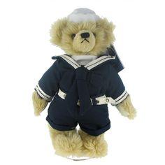 sailor teddy bear - Quoteko.com