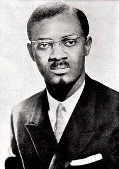 """Patrice Emery Lumumba [1925-1961] """" ...Mais ma foi restera inébranlable. Je sais et je sens au fond de moi même que tôt ou tard mon peuple se débarassera de tous ses ennemis intérieurs et extérieurs, qu'il se lèvera comme un seul homme pour dire non au..."""