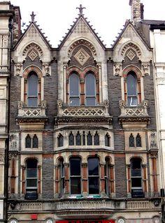 St Mary Street, Cardiff, Wales, UK..| Flickr - Photo Sharing!