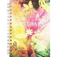 A5 diary 2017 planner 2017 agenda 2017 planners and by Mum4Mum