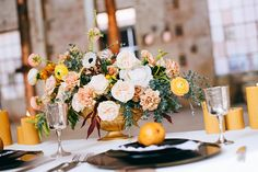 warmerThis little inspo right here? Is everything we love about Autumn days. We're talking raw industrial meets rustic Fall wedding ideas with warmer hues. Small Intimate Wedding, Intimate Weddings, Fall Wedding, Diy Wedding, Wedding Blog, Wedding Ideas, Strictly Weddings, Real Weddings, Warm Colour Palette