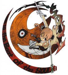 Tags: Anime, SOUL EATER, Soul Eater Evans, Maka Albarn, Scythe, Soul Eater Evans (Weapon Form)