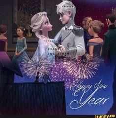 Jack Frost Und Elsa, Jack And Elsa, Disney Frozen Elsa, Disney Fun, Jelsa, Cutest Couple Ever, Disney Princess Pictures, Disney Couples, Jeff The Killer
