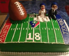 Houston Texan Cakes Houston Texans Cake, Sheet Cakes, Cake Ideas, Anniversary, Kids Rugs, Fan, Holiday Decor, Projects, Wedding