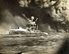 Pearl Harbor Hawaii December 7, 1941
