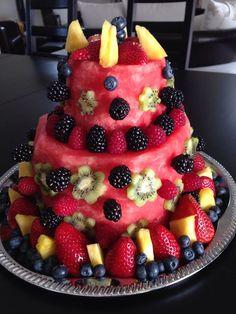 f13041a114c96073a9083a9cfdf9fb53--watermelon-fruit-cakes-watermelon-ideas.jpg (736×981)
