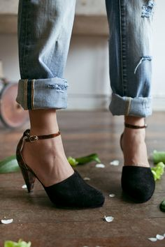 Music To My Ears Heels | Parc Boutique