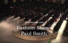 Sfilata Paul Smith autunno inverno 2016 2017 uomo