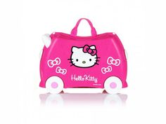 Trunki Barnekoffert Hello Kitty - Handysize.no