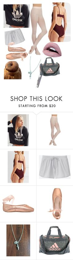 """👣👄Rehearsal time👄👣"" by ellabird2 on Polyvore featuring adidas, Capezio Dance, Ballet Beautiful, Uniqlo and Opera National de Paris"