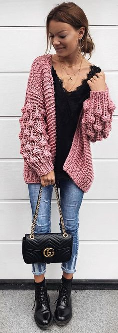 40 Fabulous Winter Outfit Ideas - We Should Do This