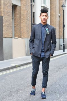 London Street Style Men