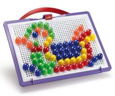 #Quercetti #toys Fantacolor chiodini Portable