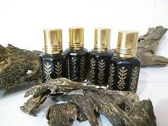 HIGH-GRADE AA Pure Agarwood Oud Gaharu Aloes 沉香沈香 العود from Far East India 6ML+
