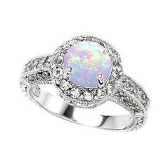 Top Ten Gemstones in Non Diamond Engagement Rings this is want i want omg please