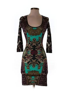 Check it out—Just Cavalli Casual Dress for $144.99 at thredUP!