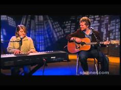 """Glen Hansard & Marketa Irglova- Falling Slowly If you like this you should rent the movie """"Once"""" very good movie, great song."""