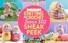 ISSUE 102 SNEAK PEEK