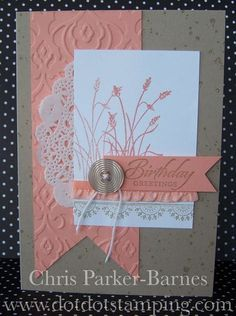Image result for stampinup wetlands card ideas