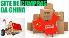 Site De Compras Da China - Comparação De Preços