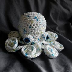 (4) Name: 'Crocheting : Octopus Amigurumi Stuffed Animal