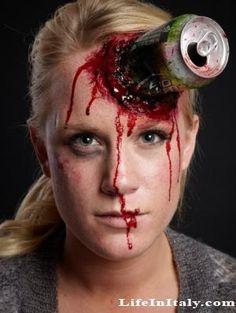 fx makeup on Pinterest Old Age Makeup Halloween Makeup - Movie Makeup