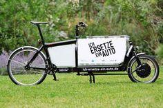 iBullitt Pedelec Solar - Ich ersetze ein Auto | Elektromobilität | e-mobility | Pedelec | e-bike