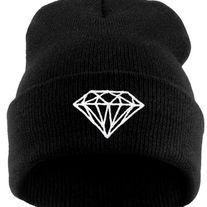 328ecf582a8 Brand New Gorros 2016 Fashion Beanie Men Casual Winter Hat Warm Diamond  Knitted Hats For Women Hip Hop Skullies Beanies Toca